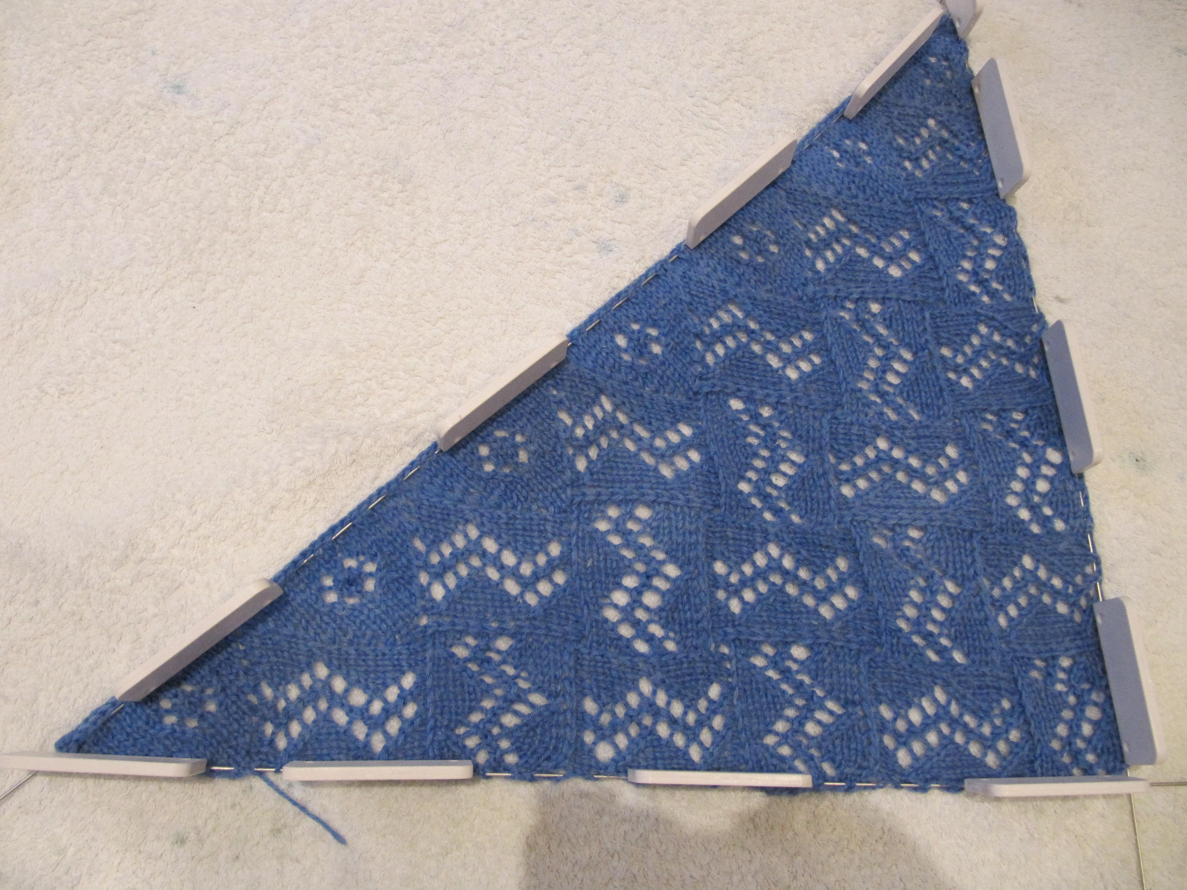 blocking mat – Granary Knits