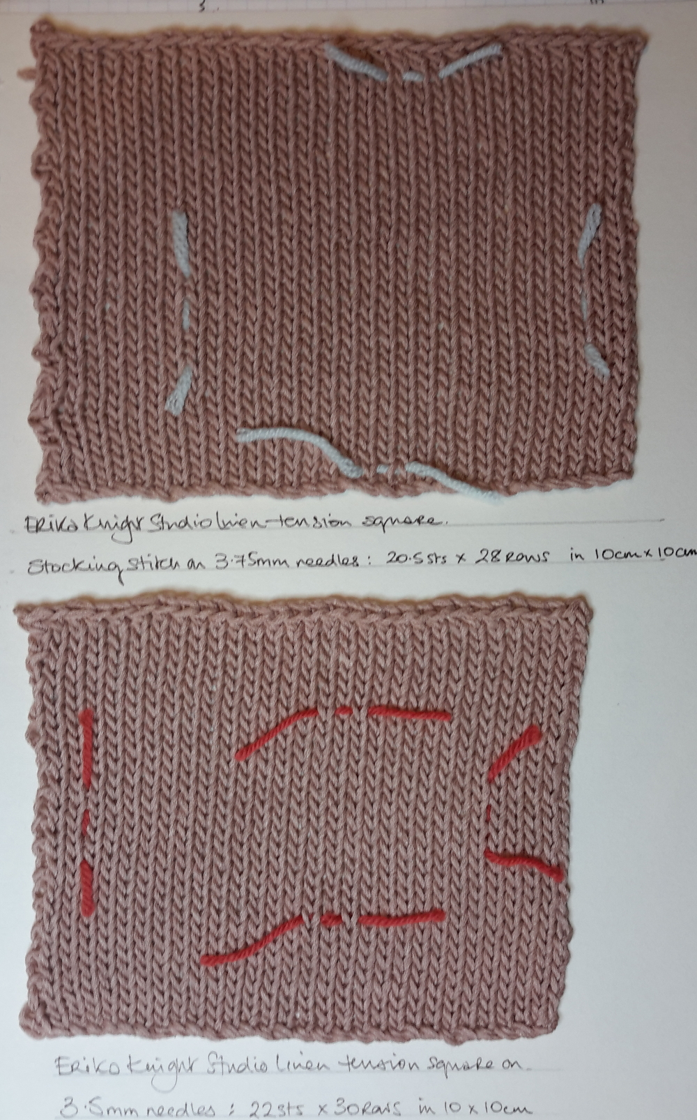 The Joy of Swatching Granary Knits